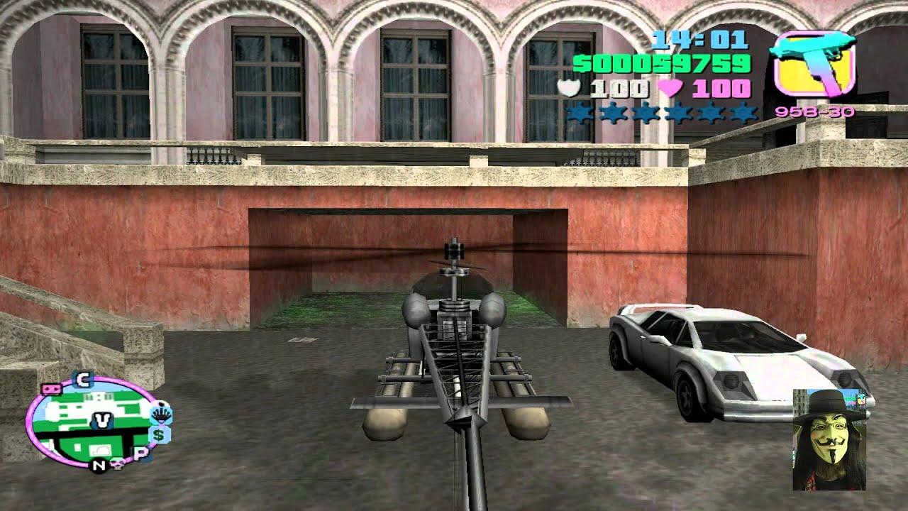 Gta Vice City Garage - Exploring Mars