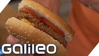 Burger ohne Fleisch? So wird's lecker | Galileo | ProSieben