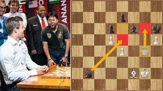 Magnus Carlsen Checkmates Billi๐naire Rex Sinquefield | Ultimate Moves (2018)