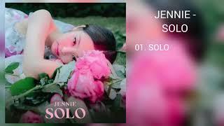 [DOWNLOAD LINK] JENNIE - SOLO (MP3)