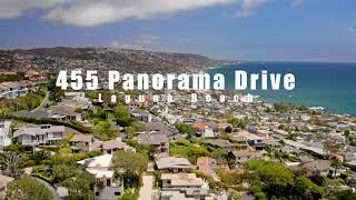 455 Panorama Drive in Laguna Beach, California