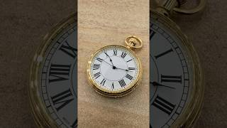 17 Jewels Mechanical Pocket Watch