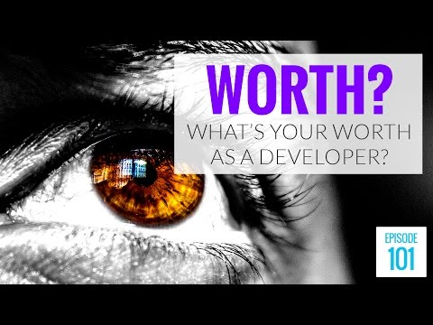 What's Your Worth As a Web Developer?