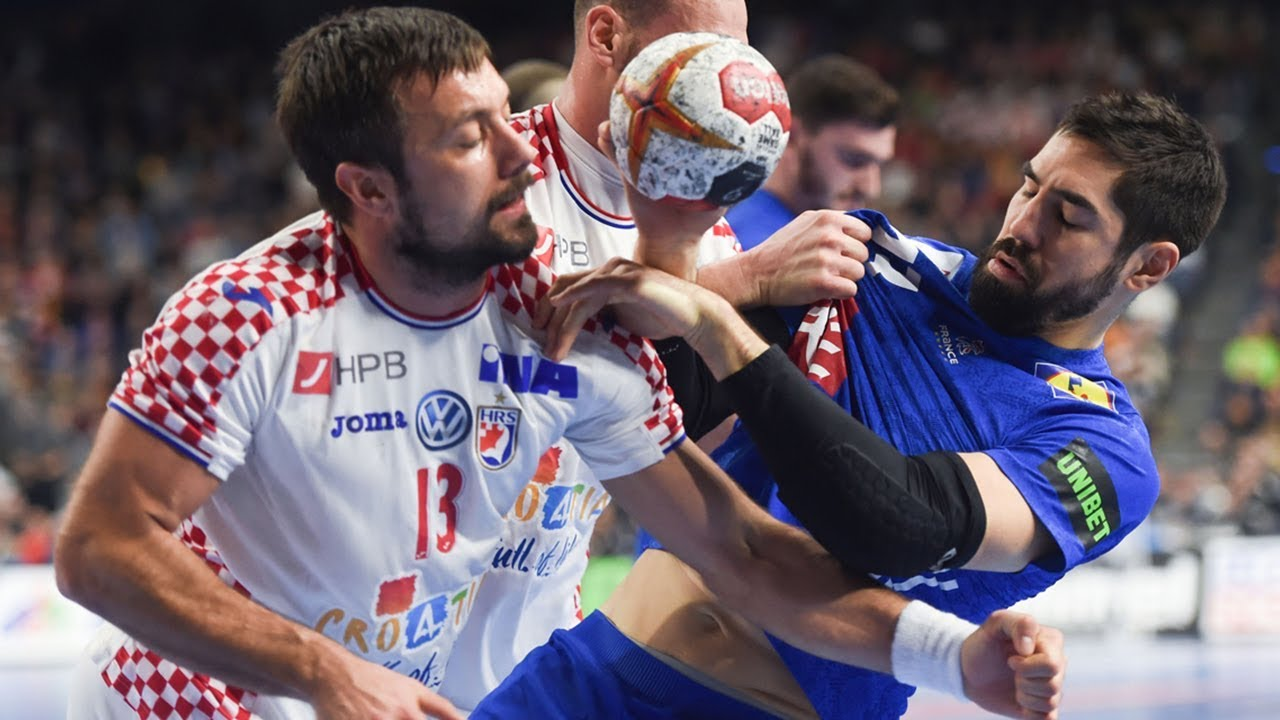 Handball France Croatia Ihf World Men S Championship 2019 Youtube