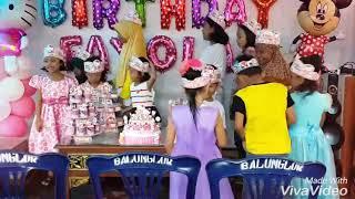 lagu anak anak happy birthday selamat ulang tahun