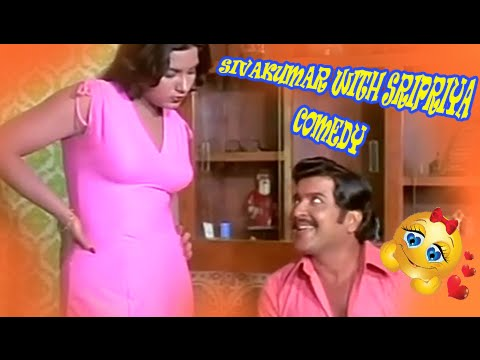 sripriya hot with sivakuamar tamil comedy scenes latest