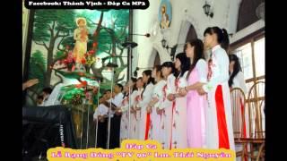 """Đáp Ca - Lễ Rạng Đông """"TV 96"""" Lm. Thái Nguyên"""