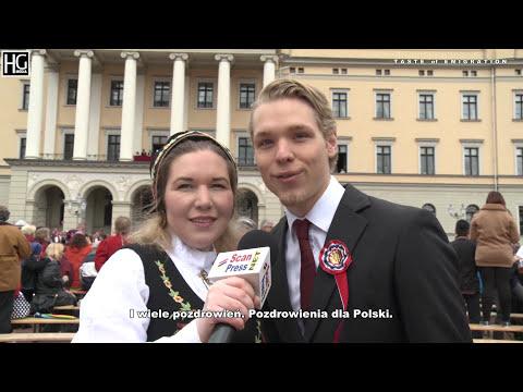 17 maja 2015 - uroczystość w Oslo