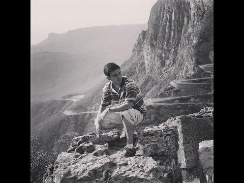 Waguinho na Serra da Leba em Lubango, Angola PERIGOSA parte 2