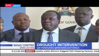 Governors establish special kitty for drought-stricken counties