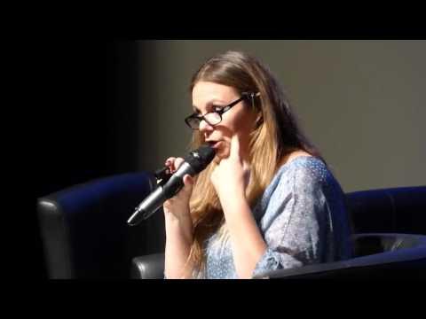 Vidéo Dolly Vanden – Colloque LA VOIX parlée - Université des sciences de Caen 2015