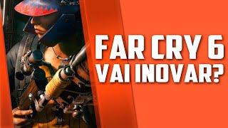Far Cry 6 vai fazer ALGO INTERESSANTE pela primeira vez e o BETA do jogo dos VINGADORES