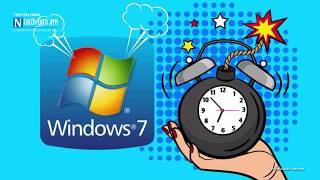 """Microsoft chính thức """"khai tử"""" hệ điều hành Windows 7"""