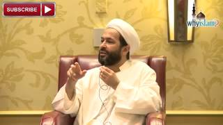 Who is more authentic A Prophet or a scientist By Nouman Ali Khan and Sh  Mokhtar Maghraoui Thumbnail
