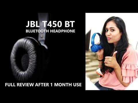 jbl-t450-bt-bluetooth-headphones-|-review-after-1-month-|-sound---battery---build-quality