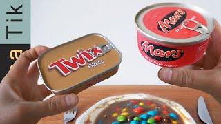 Weirdest canned food in the world  taste challenge