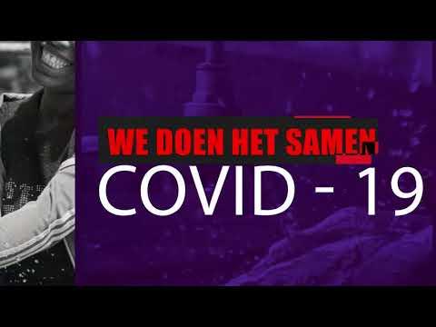 NARCOTISEUR ZAHIRA AMIER DEELT HAAR ERVARING IN DE COVID ZORG MET HET COVID-19 JOURNAAL.