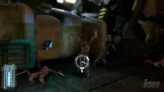 IGN Video Dead Space Extraction Nintendo Wii Gameplay Get the Hell Out of There! 480p