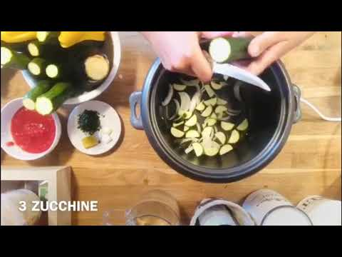 Alimenti Green - Video Ricetta 2
