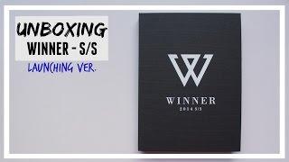 UNBOXING: WINNER - 2014 S/S launching ver. // MLSS