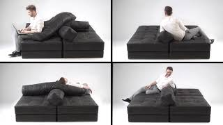 DS-1088 Sectional Sofa - Video