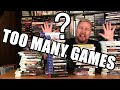 TOO MANY GAMES? - Happy Console Gamer