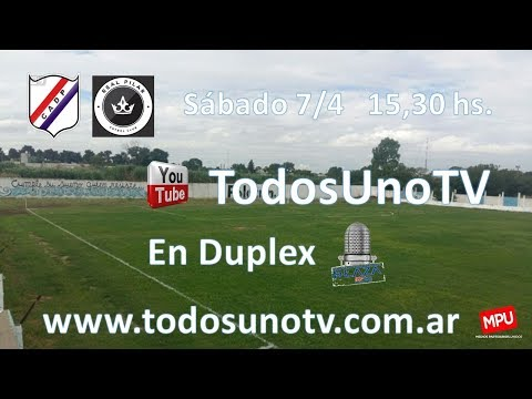 Deportivo Paraguayo- Real Pilar - Fecha 26 Primera D