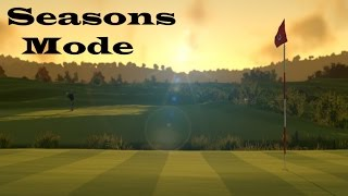 The Golf Club - Seasons Mode