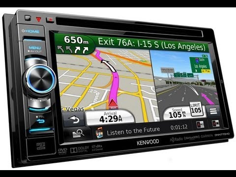Kenwood DNN770HD WiFi Enabled GPS Stereo Review