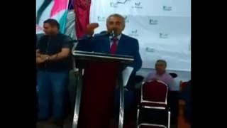"""مرشح أردني يتوضأ ويصلي قبل دخول منطقته الانتخابية: """"الصريح أقرب نقطة لرحمة السماء""""   وطن"""