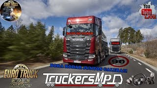 🐭🎤 🚚LIVE ETS2 / MULTIPLAY / EVENTO WORLD OF TRUCK /🚛 🎤🐭