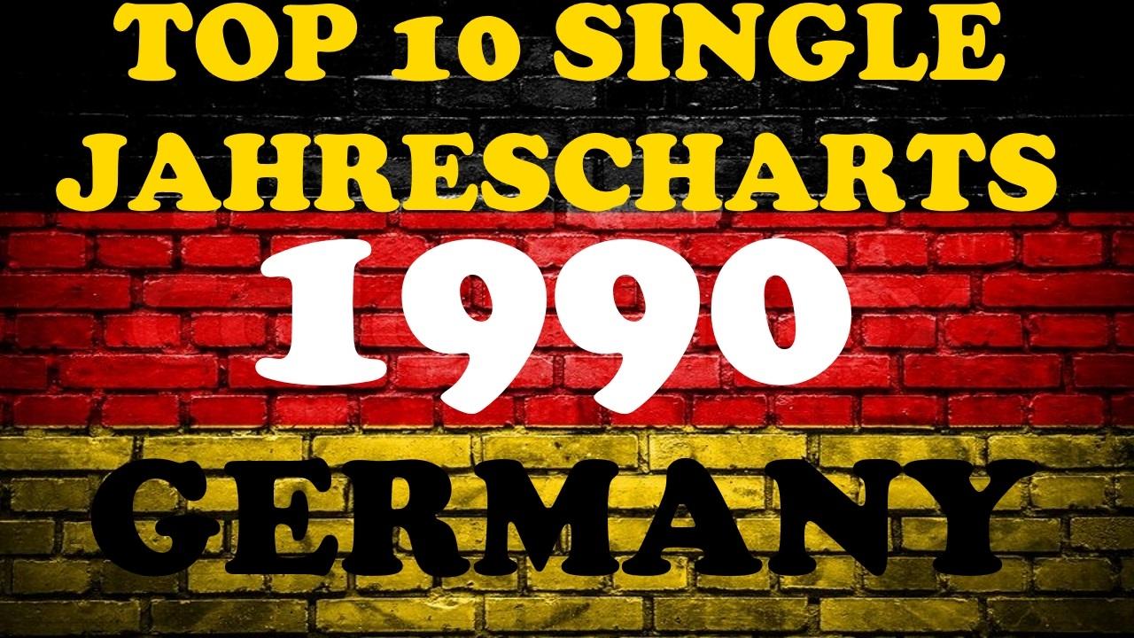 Top Ten Single Charts Deutschland