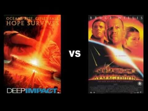 DEEP IMPACT vs ARMAGEDDON review