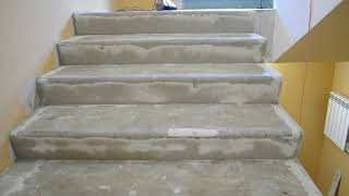 видео Ремонт ступеней бетонных лестниц полимербетоном своими руками: смета