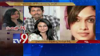 Singer Suchitra Karthik Twitter leaks shake Kollywood - TV9
