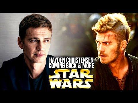 Star Wars! Hayden Christensen Is Coming Back & More (Star Wars Explained)