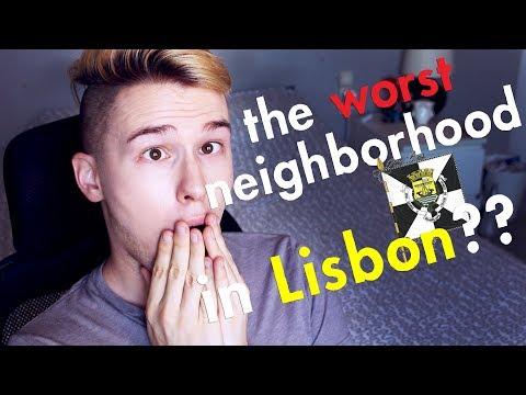 The WORST NEIGHBORHOOD in LISBON?—STORYTIME