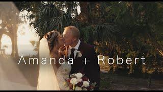 Amanda + Robert Wedding Video | Sarasota, Florida | Powel Crosley Estate