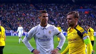 Cristiano Ronaldo vs Borussia Dortmund HD 1080i Home (07/12/2016)