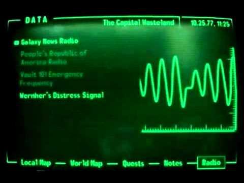 Fallout Loop GNR Radio
