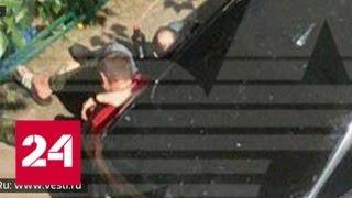 Смотреть видео Опять расслабился: бойца Александра Емельяненко задержали за пьянство во дворе - Россия 24 онлайн