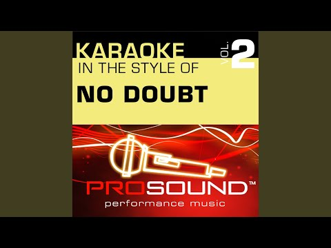 Hella Good (Karaoke Lead Vocal Demo) (In the style of No Doubt) mp3