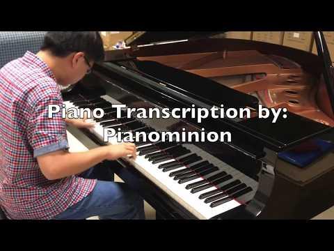 「ピアノ」フェアリーテイル - メインテーマ, を弾いてみた!  Fairy Tail - Main Theme (Piano Cover)