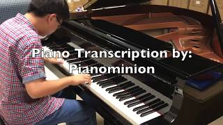 Fairy Tail Main Theme Pianocover by Pianominion.mp3