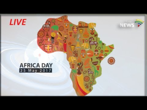 President Zuma hosts the 2017 Africa Day celebration