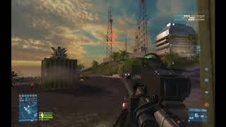 Battlefield 3 - Как сделать из ВАЛа ДМРку (забавный баг)