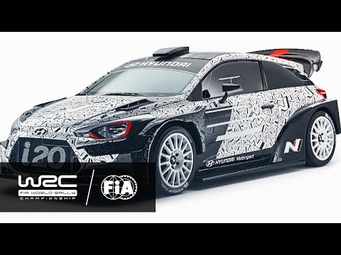 WRC 2016 2017 World Rally Car development Hyundai i20 WRC