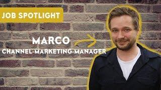 Channel-Marketing-Manager - Marco Giesel im Job-Spotlight