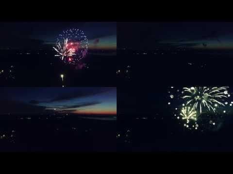 Crescent Club Fireworks July 3rd