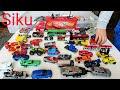 JUGUETES SIKU para NIÑOS. Vehículos coches metal HOT WHEELS tractor camión Bus Toys kids video